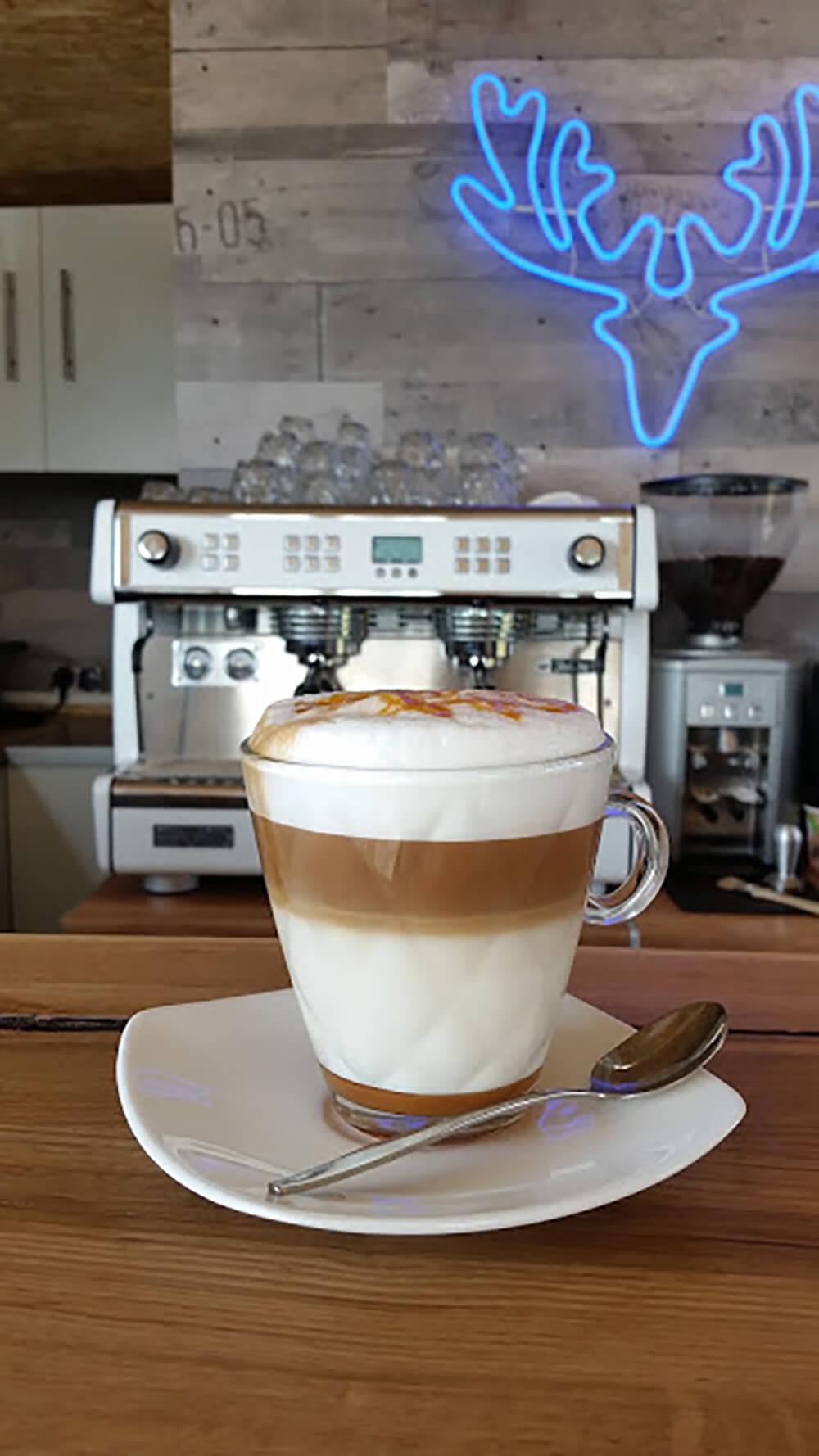 Aromatyczna i smaczna kawa