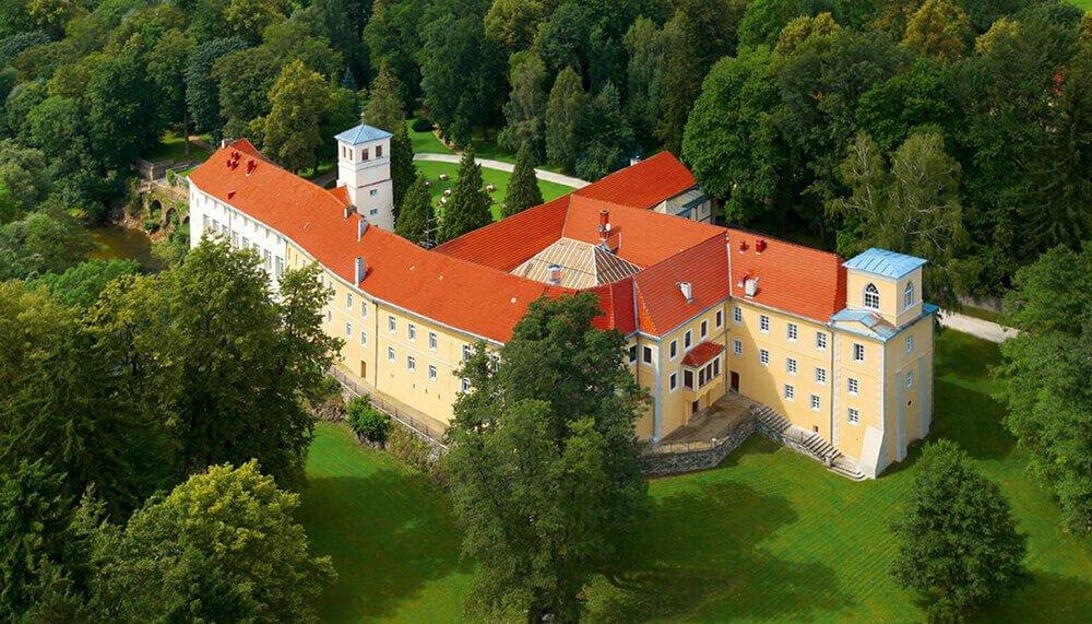 Atrakcje Kotlina Kłodzka Zamek na Skale