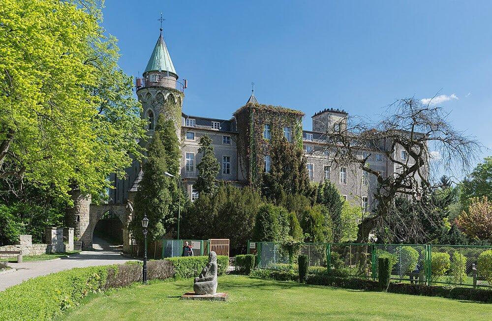 Atrakcje Kotlina Kłodzka Zamek na Szczytniku