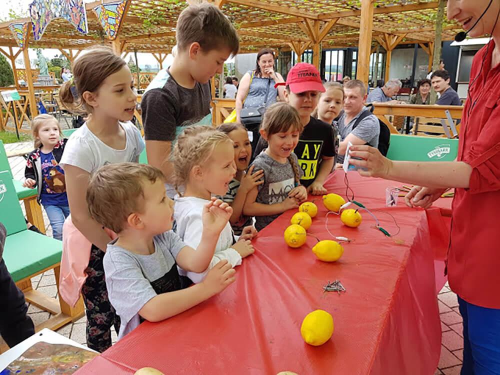 Kreatywne atrakcje i zabawy dla dzieci