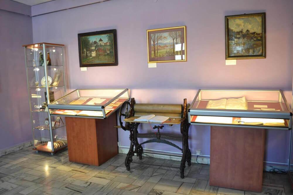 Muzeum Filumenistyczne Bystrzyca Kłodzka atrakcje Kotlina Kłodzka
