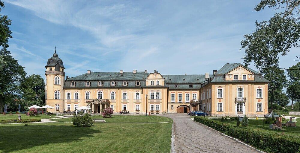 Pałac w Żelaźnie, atrakcje ziemia kłodzka