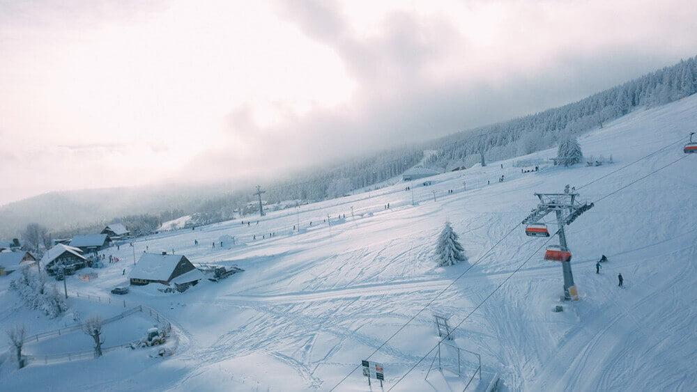 Ski Arena, Zieleniec, Kotlina Kłodzka