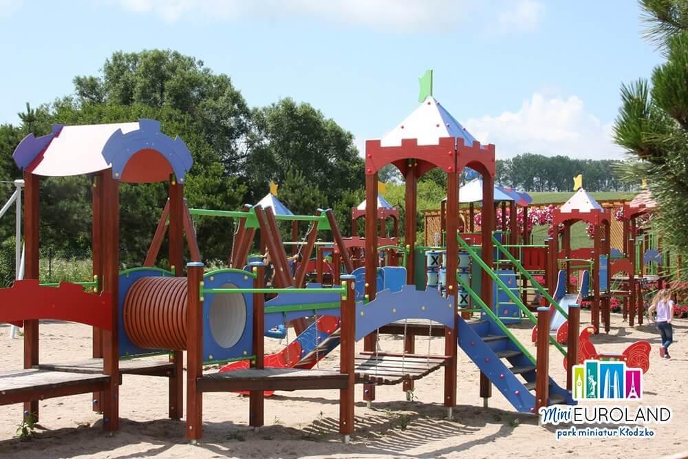 Plac Zabaw w Minieurolandzie