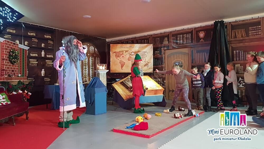 Szkoła elfów - zabawy dla dzieci